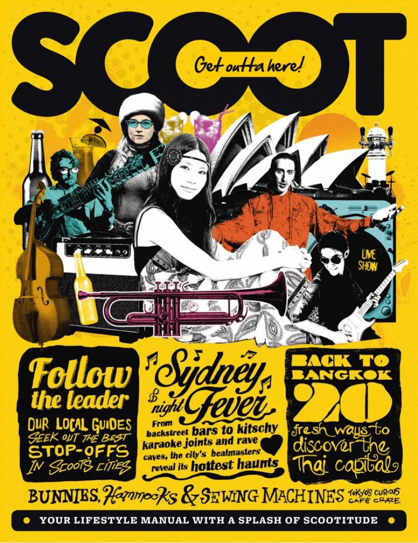 Scoot Magazine